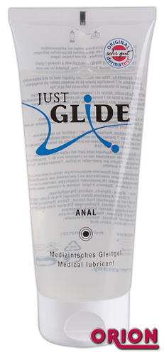 JUSTGLIDE Anal 200мл Гель-смазка